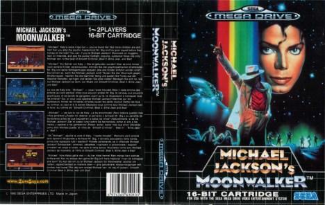 Michael Jackson's - Moonwalker [EUR]