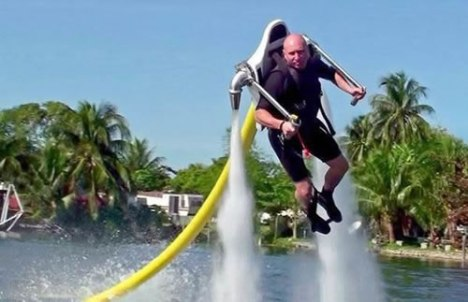 62 Water Jet Pack