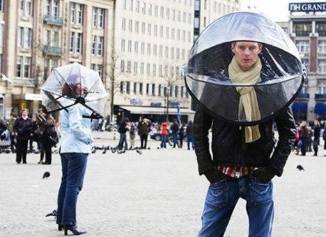 64 Douche Umbrellas