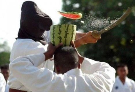 92 The Fruit Dismemberment Ninja Trial