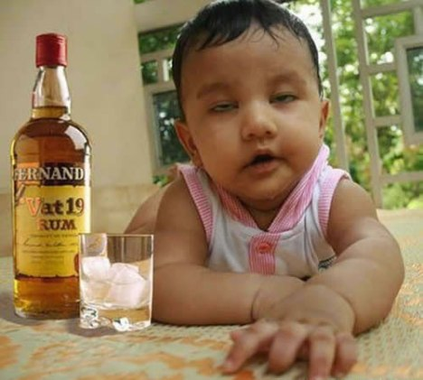 40 Drunk Baby