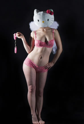 71 Hello Kitty Lingerie