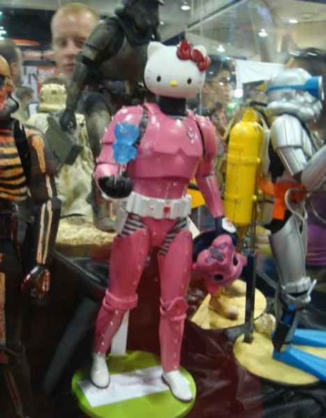 78 Hello Kitty Trooper
