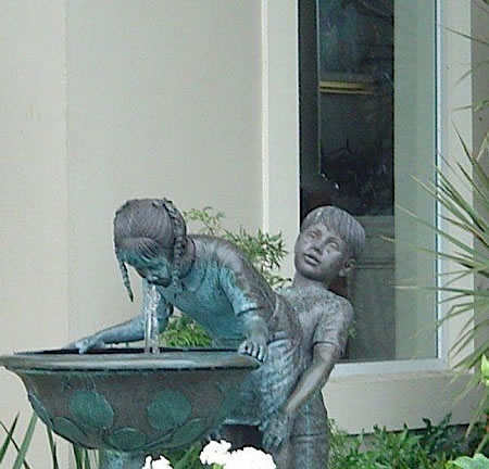 81 Inappropriate Fountain