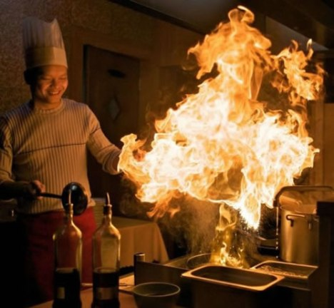 90 Hellfire Cooking