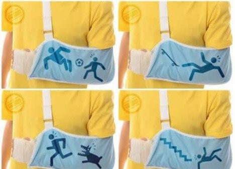 91 How I Broke My Arm