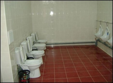 95 Bathroom Layout Fail