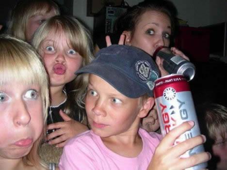 98 Kids Coked Up on Energy Drinks
