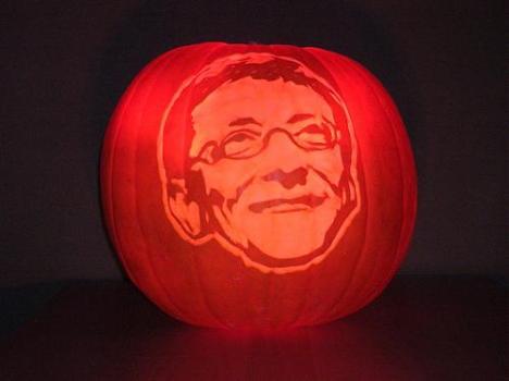 bill-gates-pumpkin-face