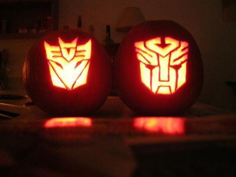 transformers-autobots-decepticons-pumpkin-faces