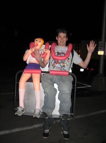61 Rollercoaster Guy