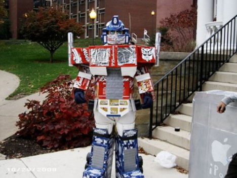 63 Beer Optimus Prime