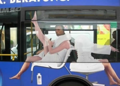 67 Funny Bus Ad