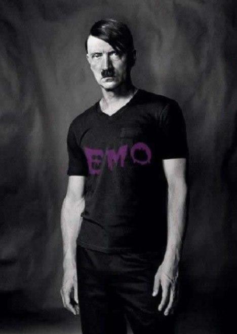 70 Emo Hitler