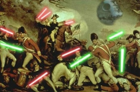 77 Battle of Princeton With Lightsabers