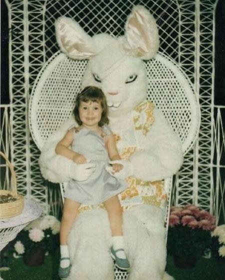 83 Pedo Easter Bunny