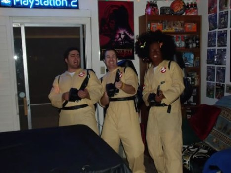 85 The Ghostbusters