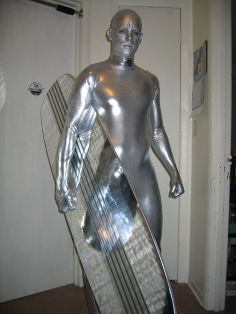 93 Silver Surfer