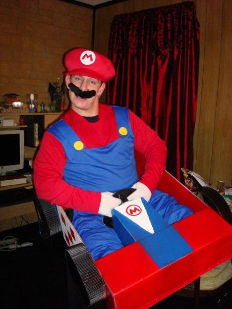 95 Mario Kart Guy